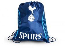 Tottenham Hotspur Spurs Swerve Blue Gym Bag Football School Childs Kids