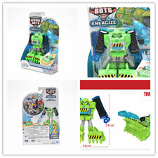 Transformers Playskool Heroes Rescue BOULDER THE CONSTRUCTION Action