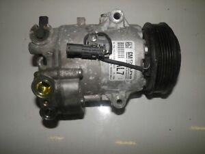 Vauxhall Corsa 1.4 16V A14XER Klimaanlage Pumpe 13450515