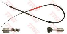 gch1633 TRW Cable, FRENO DE MANO TRASERO izqdo.