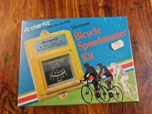 Archerkit ELECTRONIC BICYCLE SPEEDOMETER KIT - Radio Shack/Tandy NEW & SEALED