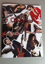 DiMarzio Guitar Pickups Accessories 2009 Sales Catalog Brochure 30 Page Vai
