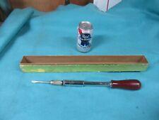 Yankee No.130A Spiral Ratchet Screwdriver,w/Orig Box~NOS,UNUSED😎😎😎 #Y3.13.19