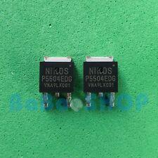 5pcs P5504EDG P5504 P Channel Enhancement FETs ORIGINAL Niko-Sem TO-252