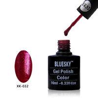 New Bluesky XK Range UV LED Soak Off Gel Nail Polish