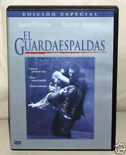 THE BODYGUARD-EL GUARDAESPALDAS - EDICION ESPECIAL- DVD - NUEVO -DRAMA -THRILLER