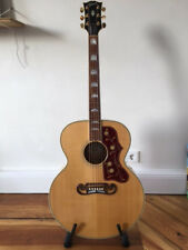 Gibson SJ 200 Baujahr 2010, Natur Antik, Westerngitarre
