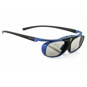 3D-Brille Hi-SHOCK Deep Haven für JVC DLA-N7B, DLA-NX9, DLA-RS 400,  DLA-RS49