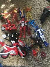 Power Rangers Toys Lot And More NO RESERVE!