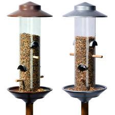 Futterspender Vogelfutterstation für Vogelhäuser aus Kunststoff