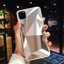For iPhone 12 Mini 11 Pro Luxury Case Clear Diamond Cute Bumper Shockproof Cover