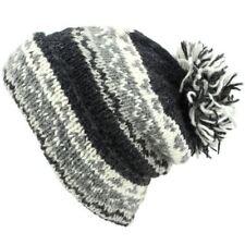 Chapeaux gris en polyester pour femme