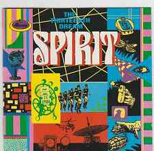 The Thirteenth Dream - Spirit ( Phonogram Ltd. (London) / 818 514-2 )