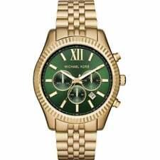 Michael Kors Lexington MK8446 Gold-Tone Wrist Watch for Men