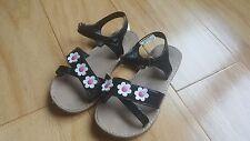 Gymboree daisy park shoes sandals black size 10