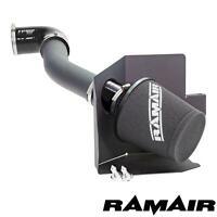 Black - Ramair Air Filter Induction Intake Kit for Ford Fiesta mk8 1.0 Ecoboost
