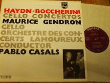 ABL 3355 Haydn / Boccherini Cello Concertos / Gendron P/S Minigroove