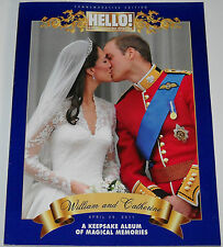 Hello Magazine Royal Wedding Special April 29 2011 William and Catherine