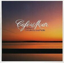 Cafe Del Mar: 2CD Best Of Compiled By Jose Padilla new & sealed