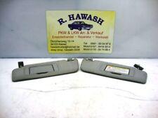 Sonnenblenden 2 Stück grau rechts + links Mercedes C220 Cdi S203 Kombi Mod 04-07