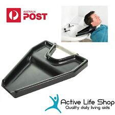 Hair Washing Shampoo Tray Portable Rinse Tub Bowl Sink Home Mobility Aid DELUXE