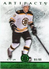 12/13 UPPER DECK ARTIFACTS EMERALD GREEN #96 TYLER SEGUIN 98/99 BRUINS *33761