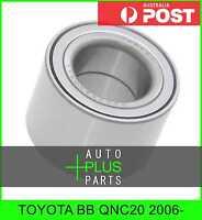 Fits TOYOTA BB QNC20 2006- - Front Wheel Bearing (35x64x43)