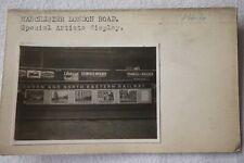 More details for c1920s lner manchester london road station railway photo & negative publicity 6