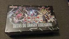 Yu-Gi-Oh! - Decks Légendaires 3 : Decks Du Dragon Légendaire - Neuf - Français