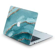 Blue Stone Marble Macbook Pro 16 Case Gold Marble Macbook Air 13 Inch Case 2019