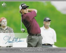 Hunter Mahan Signed 8x10 2005 SP Combined Shipping