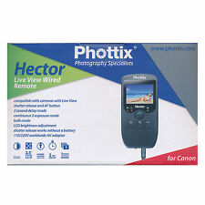 Phottix Hector Live View Wired Remote (for Canon) *NEW*