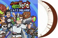 Angry Video Game Nerd I & II (AVGN) Deluxe Soundtrack  Colored Vinyl LP Record