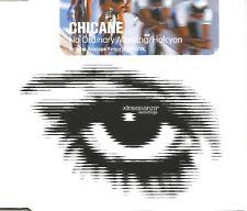 CHICANE No Ordinary Morning Halcyon REMIX & RADIO EDIT CD Single SEALD USA seler