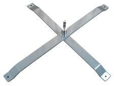 Base a croce per l'uso con piuma a goccia Bandiere Striscioni