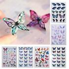 6Pcs Butterfly Wing Resin Fillings Cicada Vivid Wing Pendant Resin Mold Fillers