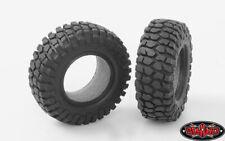 """2x RC4WD Rock Crusher 1.0"""" Micro Crawler Tires # Z-T0027"""
