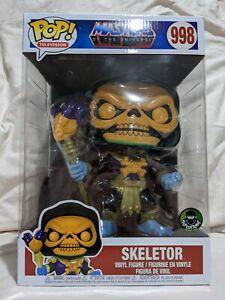 "Television Funko Pop - Skeletor (Disco) (10"" Inch) - MOTU - No. 998"