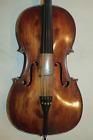 1927 French cello, Louis Dupuy 4/4