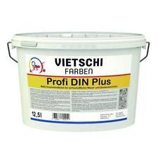 VIETSCHI Profi DIN Plus 12,5L weiß - diffusionsfähig - Deckkraft Klasse 1 -