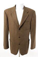 HUGO BOSS Sakko Gr. 102 (L Schlank) Wolle-Kaschmir Business Jacket