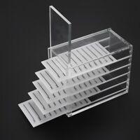Wimpern Aufbewahrungsbox 5 Schichten Organizer Falsch Wimpern Box Praktisch