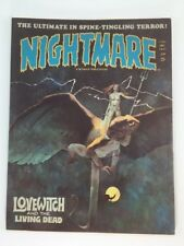 Nightmare #6 December 1971 Skywald VF+