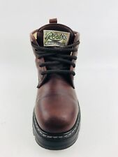 Roots Canada Fur lined Ankle Boots Men's Size US.7 EU.40 UK.6.5 Women's US.9