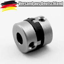 Wellenkupplung Flexible Rostfreier Stahl Coupler 2x4 mm Oldham EN 1.4301 L0108