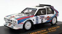 Ixo 1/43 Scale RAC068 - Lancia Delta S4 - RAC Rally 1985 #6 Toivonen/Wilson