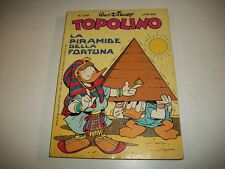 TOPOLINO LIBRETTO WALT DISNEY-N. 1344-MONDADORI-30 AGOSTO 1981-BUONISSIMO STATO