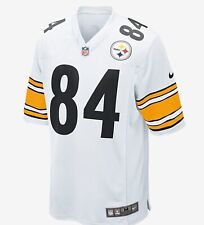 4d1a6741e Nike NFL Pittsburgh Steelers (Antonio Brown) 477318-109 American Football  Jersey