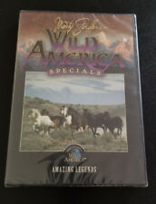 "Marty Stouffer's Wild America Specials DVD: ""Amazing Legends"" Brand New"