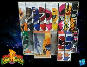 Power Rangers Lightning Collection BOXES ONLY MMPR Zeo Drakon Goldar Slayer